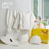 新生兒禮盒 嬰兒禮盒套裝 新生兒衣服禮盒0-3個月 剛初生小孩衣服jy 【店慶八八折】