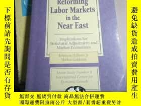 二手書博民逛書店Reforming罕見Labor Markets in the