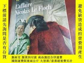 二手書博民逛書店JEAN罕見FRANCOIS PAROT L affaire Nicolas le flochY177301