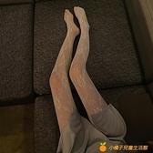 【兩雙裝】春夏新品性感網紗蕾絲美腿襪時尚百搭薄款外穿打底連腳襪女潮【小橘子】