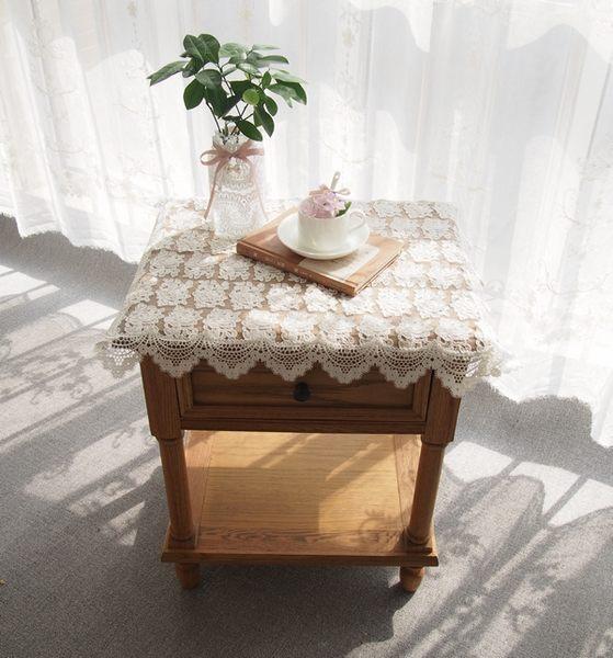 時尚可愛空間餐桌布 茶几布 隔熱墊 鍋墊 杯墊 餐桌巾580 (53*60cm)