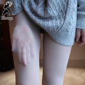 2條裝春夏秋薄款60D天鵝絨連褲襪灰色膚色