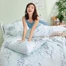 床包被套組 / 雙人加大【蔓藤星語】含兩件枕套 100%天絲 戀家小舖台灣製AAU312
