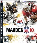 PS3 Madden NFL 10 勁爆美式足球10(美版代購)