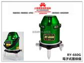 【台北益昌】GPI RY-660G 綠光 高亮度 電子線 墨線儀 雷射 水平儀 4V4H1D 4垂直4水平 非 888G 888