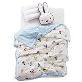 嬰兒純棉空調被兒童夏涼被全棉薄被子寶寶幼兒園午睡夏被單人夏季 設計師