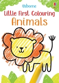 Little First Colouring Animals 動物著色書