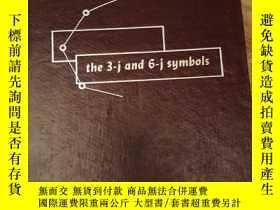 二手書博民逛書店the罕見3-J and 6-J symbols(S303)Y1