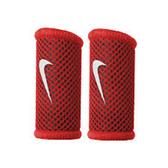 NIKE DRI-FIT Finger Sleeves [NKS05610MD] 運動 訓練 護指套 透氣 舒適 紅白
