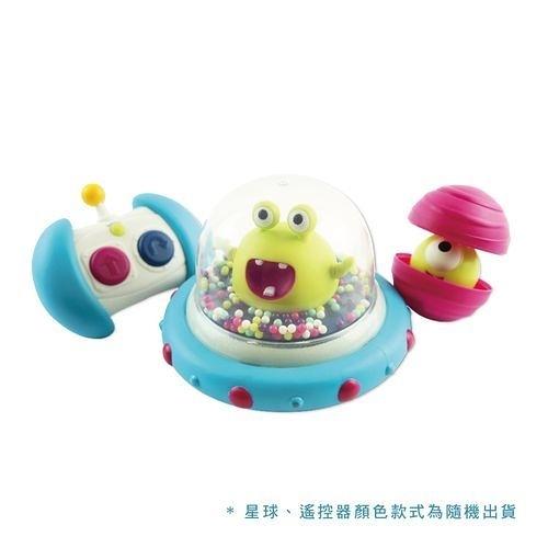 美國【B.Toys】迴轉遙控車-呱呱撞火星(遙控器顏色款式為隨機出貨)[衛立兒生活館]