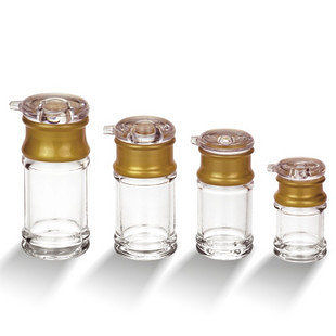 高檔亞克力A系列金油瓶