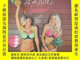 二手書博民逛書店NOURISH罕見WITH THE SEASONS:SUMMER