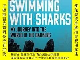 二手書博民逛書店Swimming罕見With SharksY255562 Joris Luyendijk Guardian F