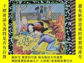二手書博民逛書店HORRIBLE罕見HARRY AND THE MUD GREMLINS BY SUZY KLINEY2562