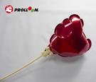 【大倫氣球】14cm 素色-圓形、心形自...