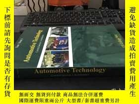 二手書博民逛書店Automotive罕見Technology:control s