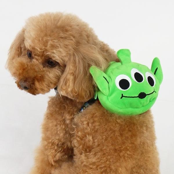 【PET PARADISE 寵物精品】DISNEY 三眼怪背包胸背帶【3S】(可拆式) 寵物胸背帶