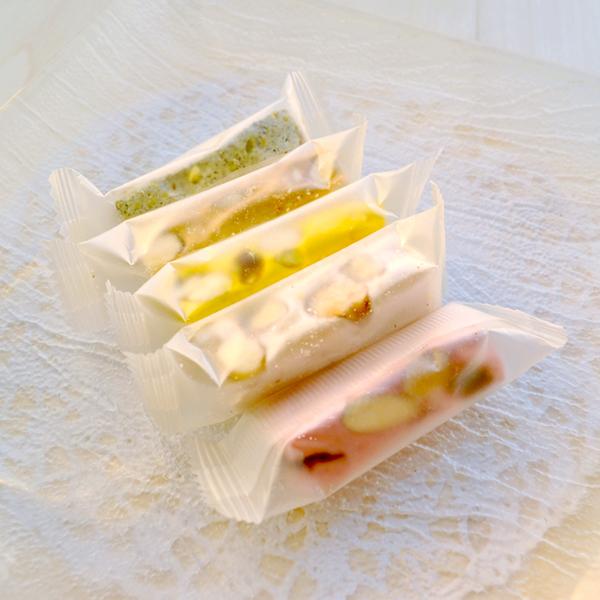 蔓越苺牛軋糖 125g _愛家純素茶食甜點 全素零食 素食可用 植物奶糖果