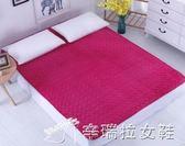 保潔墊 榻榻米床墊床褥子墊被1.8床加厚床護墊可折疊防滑保潔墊igo igo辛瑞拉