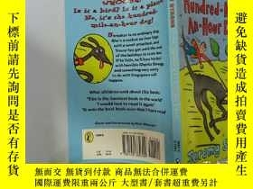 二手書博民逛書店The罕見Hundred-Mile-An-Hour Dog:時速百英裏的狗Y200392