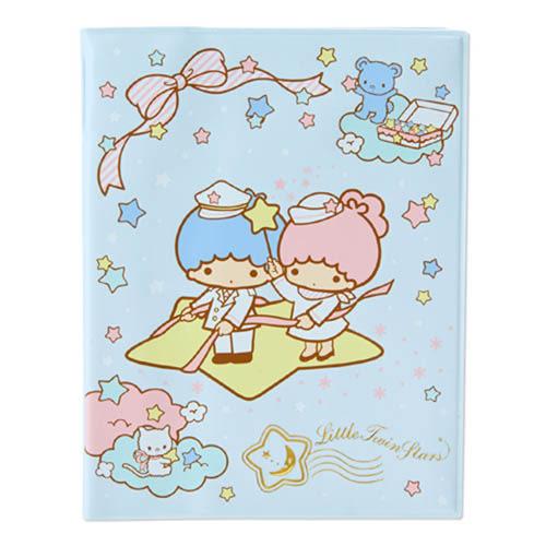 Sanrio 雙星仙子PVC護照收納套(星星海軍)★funbox生活用品★ 594318