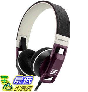 [104美國直購] Sennheiser Urbanite On-Ear Headphones - Plum