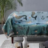 沙發防塵罩沙發巾布全蓋布沙發套單雙人【聚寶屋】