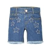 mothercare 星星補釘牛仔短褲-西方潮流(M0LG002)3A、5A、6A、7A