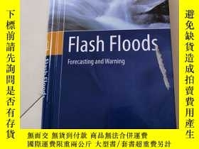 二手書博民逛書店Flash罕見Floods Forecasting and Wa