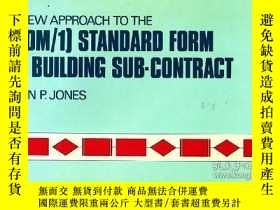 二手書博民逛書店New罕見Approach to the DOM 1 Stand