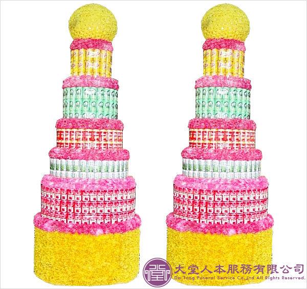 【大堂人本】DY-A1902 十尺全飲料罐頭塔(590瓶)