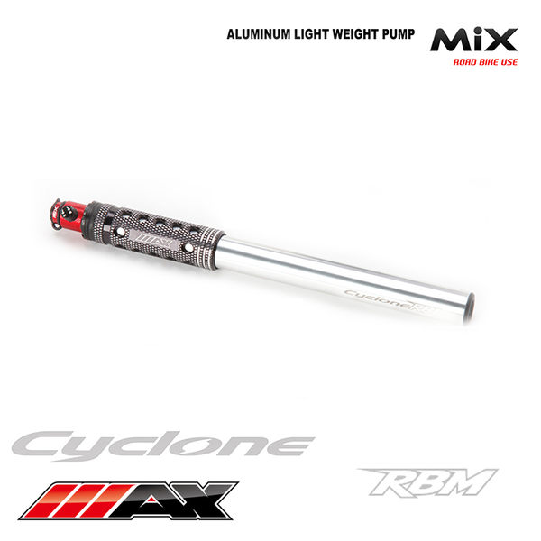 MAX-DNA Cyclone CNC攜帶式打氣筒(M / 中) / 城市綠洲(自行車打氣筒.打氣桶.充氣筒)