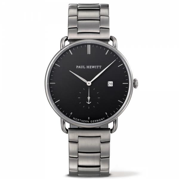 【Paul Hewitt】/德國船錨錶-42mm(女錶 手錶 Watch)/PH-TGA-GM-B-4M/台灣總代理原廠公司貨兩年保固