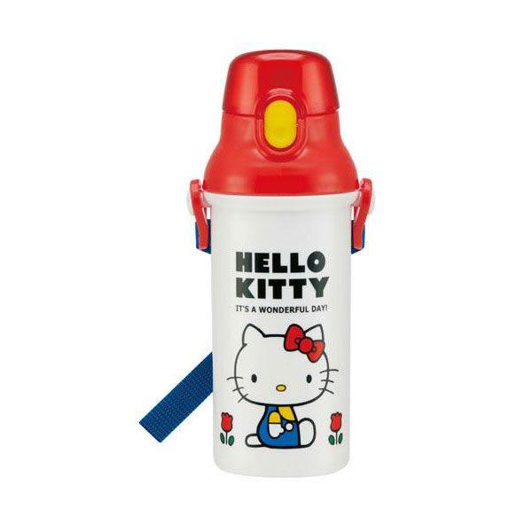 Kitty彈跳水壺 480ml (OS shop)
