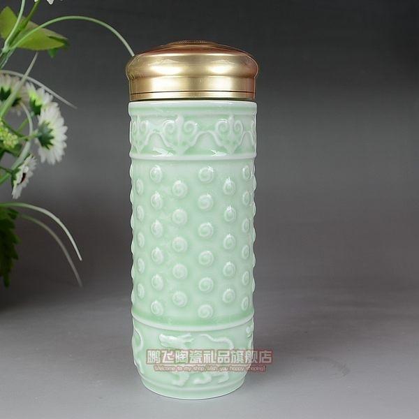 景德鎮 陶瓷 商務杯 茶杯