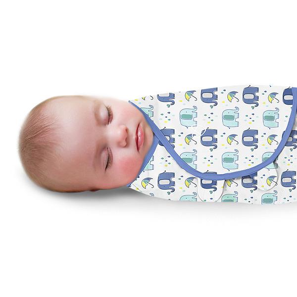 《美國Summer infant》聰明懶人育兒包巾-戲水小象 ㊣原廠授權總代理公司貨