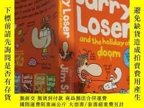 二手書博民逛書店Barry罕見loser and the holiday of doom 巴裏失敗者與末日假日Y200392
