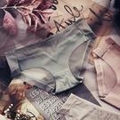 冰絲內褲 3送1性感冰絲無痕內褲女簡約網紗鏤空透明歐美女士低腰包臀三角褲 快速出貨
