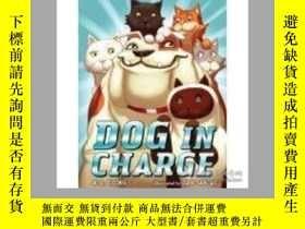 二手書博民逛書店Dog罕見In Charge-管家狗Y346464 K. L. Going Published by Scho