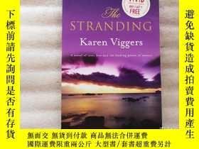二手書博民逛書店STRANDING罕見Karen Viggers【小16開】Y10249 VIVID BUY GET IFRE