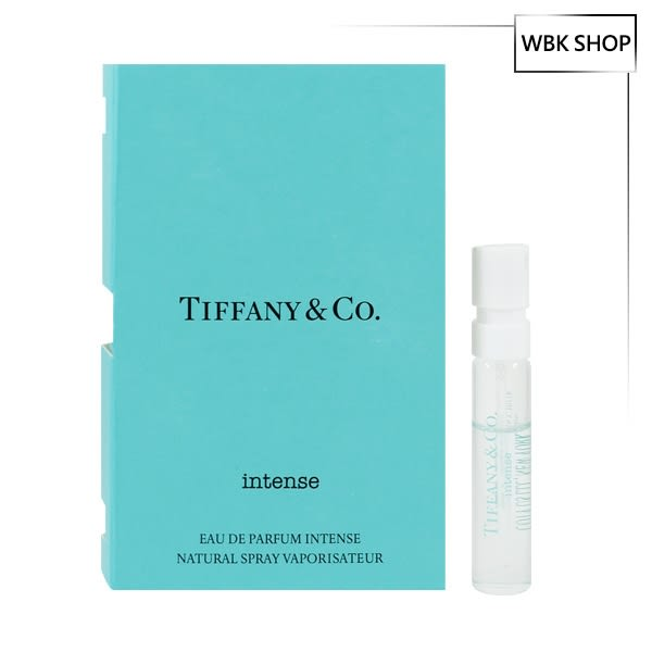 Tiffany & Co 同名晶鑽 女性淡香水 針管小香 1.2ml - WBK SHOP