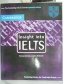 【書寶二手書T6/語言學習_WDD】Insight into Ielts Student's Book Updated