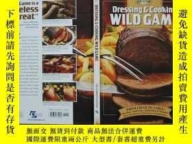 二手書博民逛書店The罕見Complete Hunter Dressing & Cooking Wild Game 野味處理與烹飪