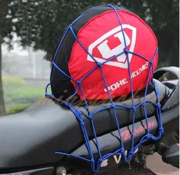 【JIS】B030 檔車網袋 油箱網袋 機車頭盔網 油箱網 安全帽網 行李網 置物網 酷龍 野狼 機車網