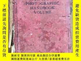 二手書博民逛書店the罕見n.p. photographic handbook volumeY13446 dr.bt.jglo