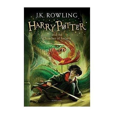 Harry Potter2The Chamber of Secrets哈利波特2