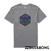 BILLABONG ACCESS 短袖T恤 (灰) M404PBACDGH【GO WILD】