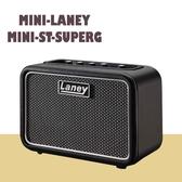 【非凡樂器】Laney【MINI-ST-SUPERG】小音箱/攜帶方便/音質優良/體積易收納/公司貨保固