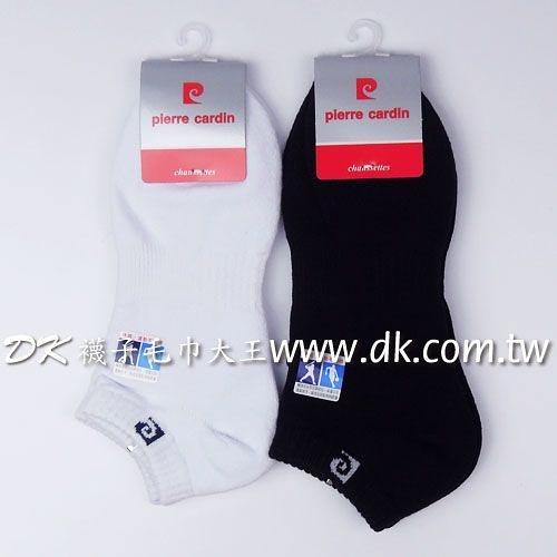 皮爾卡登 PC6002 運動襪 船襪 (6雙) ~DK襪子毛巾大王