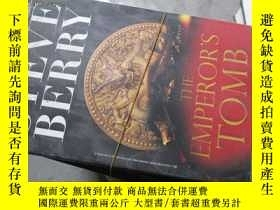 二手書博民逛書店b0048精裝the罕見emperor s tomb19636